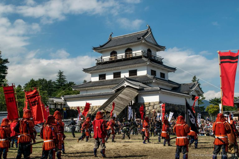 When Swords Collide: Shiroishi Onikojuro Festival