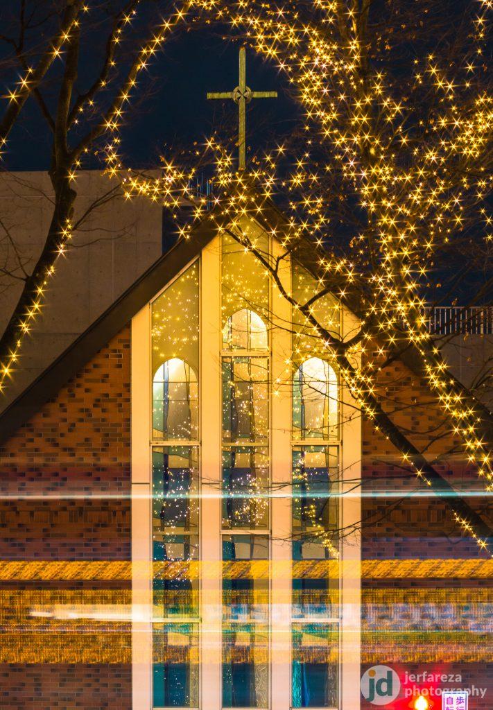 光の教会 Church of Light