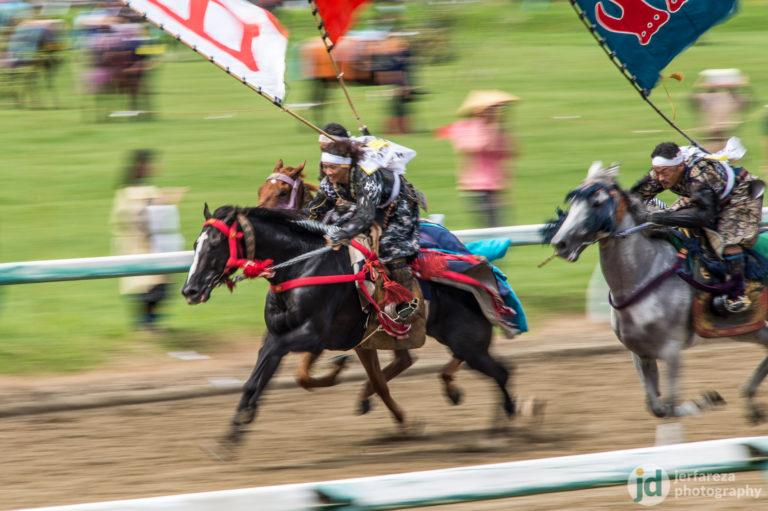 Riding High on Soma-Nomaoi Festival